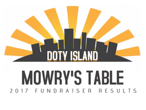 Mowry's Table Donation
