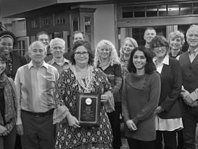 2017 Mike McKinnon Award