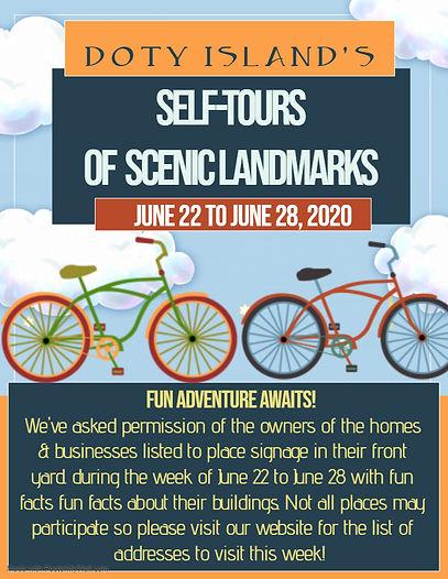 Historic Homes Tour - ad for Newsletter.