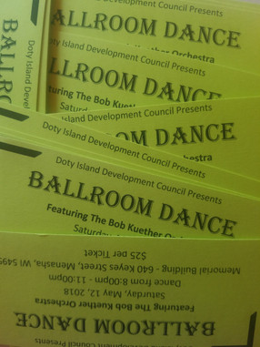 Tickets for the Dance!
