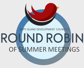 UPDATED: Summer Meeting Schedule