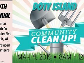 This Weekend: Island Cleanup