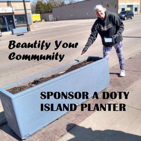 Sponsor a Doty Planter!