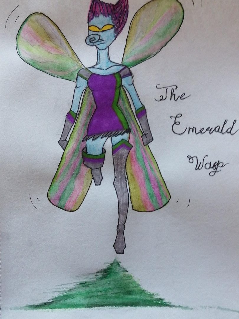 The Emerald Wasp