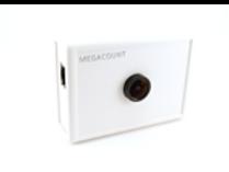 Cчетчик посетителей 2D VIDEO с Ethernet PoE