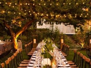Vantagens e Desvantagens de organizar a festa de Casamento em Casa