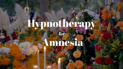 Hypnotherapy for Amnesia
