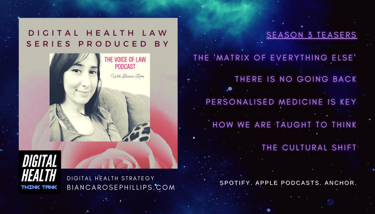 Season 3 Podcast Teasers, Bianca Rose Ph