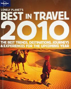 Best in Travel 2010