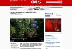 Beauties of the British Isles