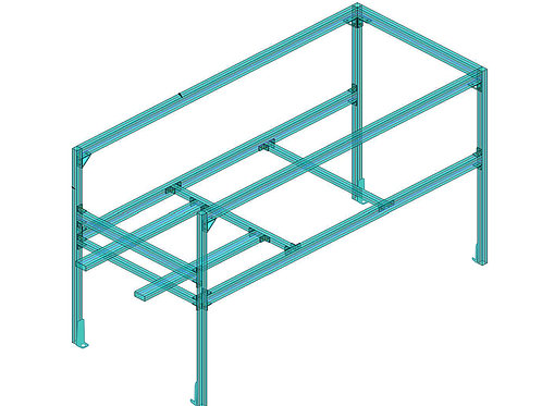 Additional Shipping for Aluminum Frame