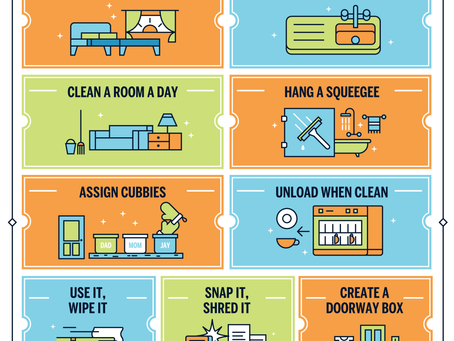 9 Habits for a Home That Always Feels Neat and Fresh
