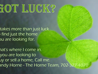 Got Luck?