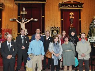 Pregón y Saetas en Corte de Peleas