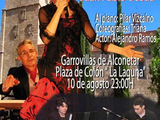 'Estivalia' llevará a Aliseda el concierto de Zambra y a Garrovillas de Alconétar la actuación de Ro