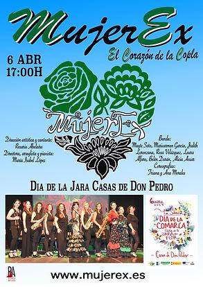 2019-04-06-M-LaJara  Casas de Don Pedro-