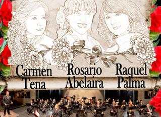 El Arte de la Copla comienza el 9 de marzo en el Teatro López de Ayala de Badajoz