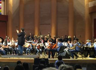 La Joven Orquesta Ciudad de Mérida