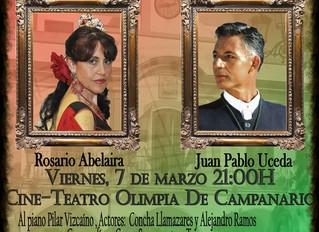 Suspiros de Copla inicia la gira 2014 en Campanario