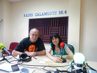 Entrevista a Rosario Abelaira en Radio Calamonte