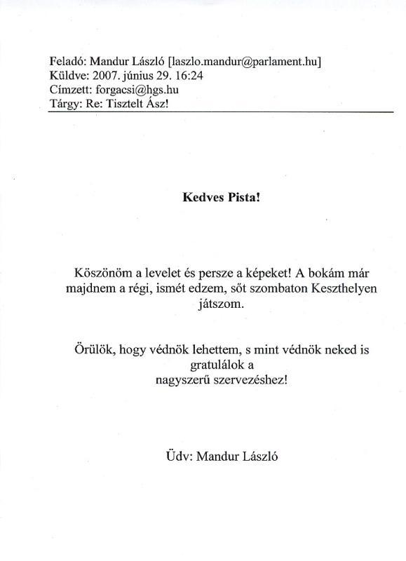 Mandur László