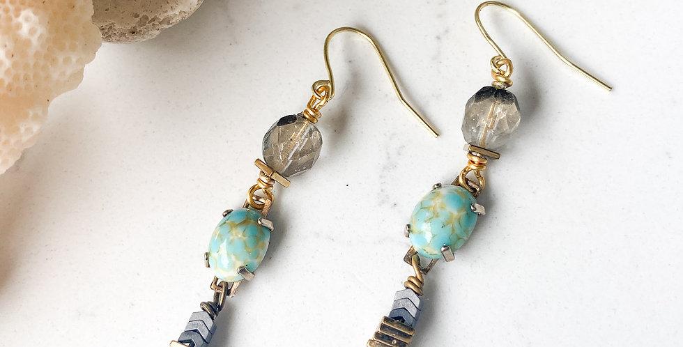Cleo Stack Earrings