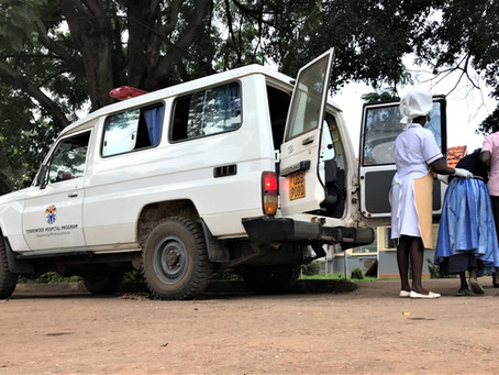 Protecting the Most Vulnerable in Uganda - Providing Ambulance Services to Women in Need