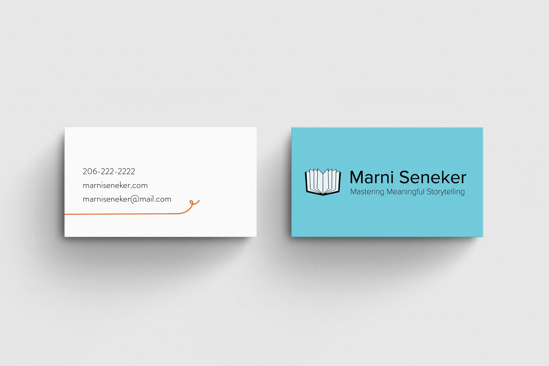 Standard-Business-card-MockUp For Portfo