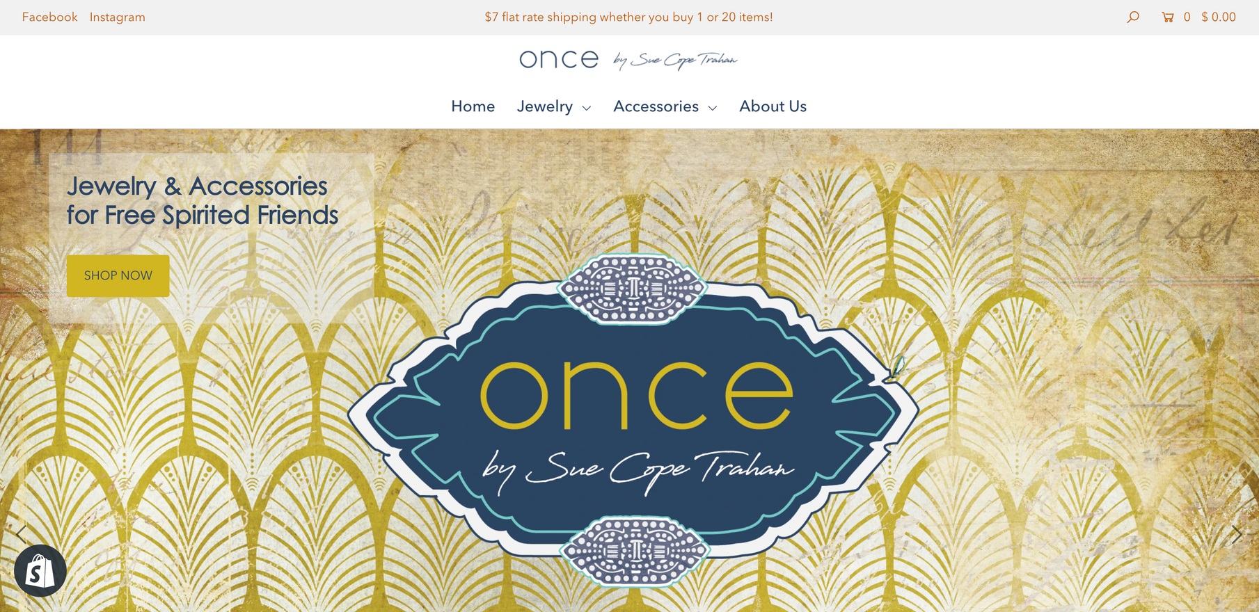 Once by Sue Cope Trahan