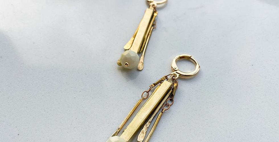 Stamen Tassel Earrings