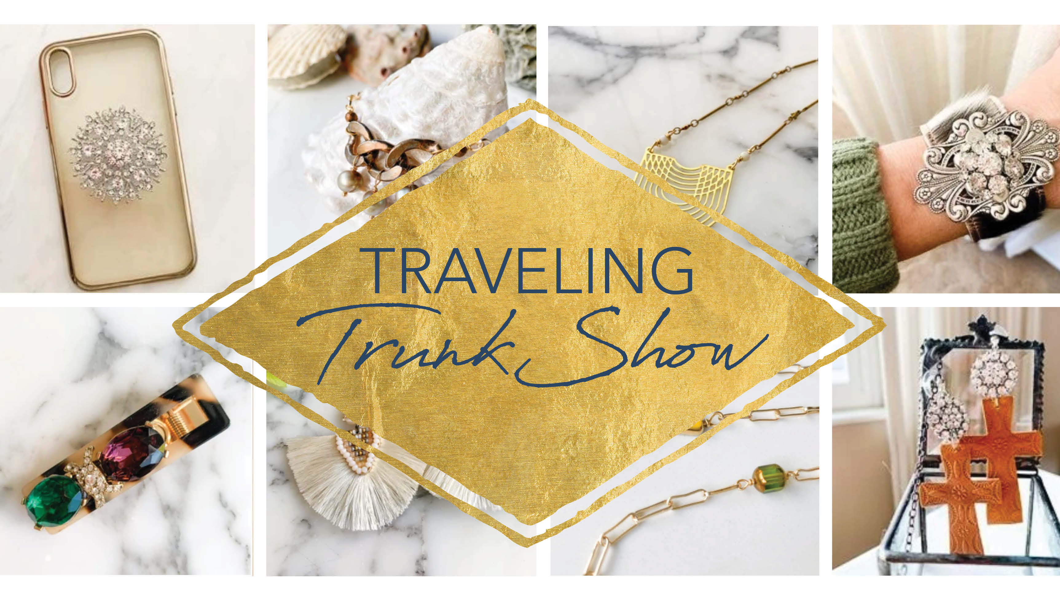 Traveling Trunk Show Event Cover