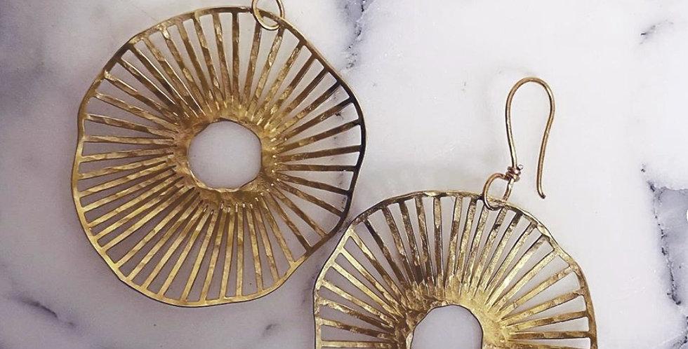 Sporeprint Earrings