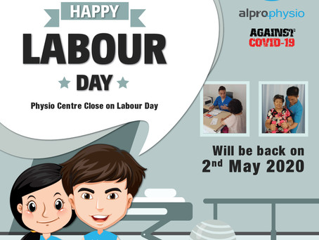 Happy Labour Day !!