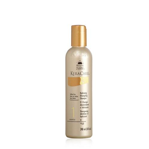 Hydrating Detangling Shampoo (sulfate-free) 8oz