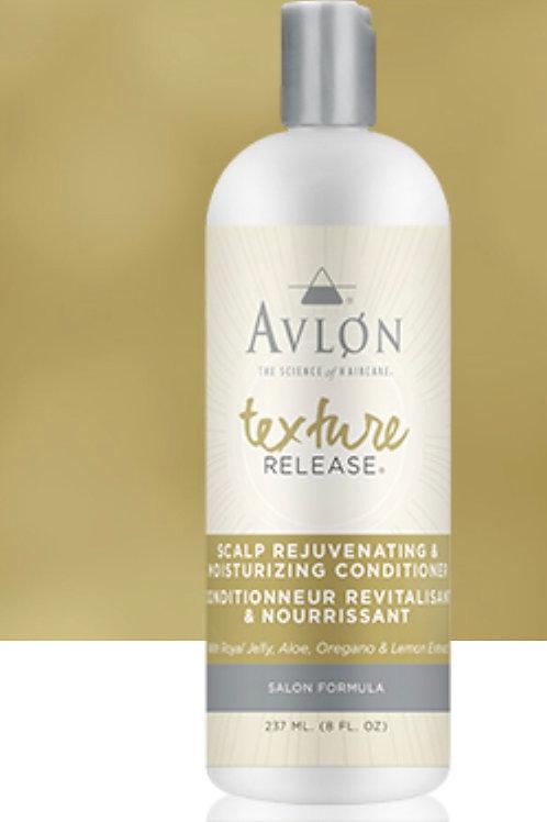 Texture Release- Scalp Rejuvenating Conditioner 16oz
