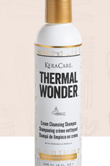 Thermal Wonder Cream Cleansing Shampoo