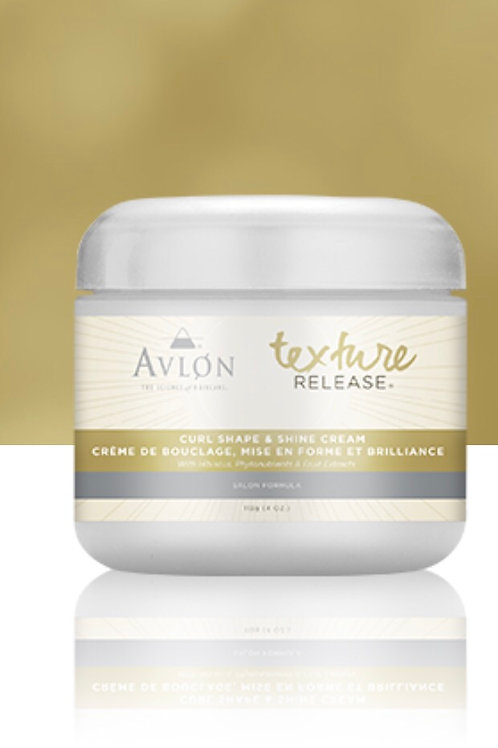 Texture Release- Curl Shape And Shine 8oz