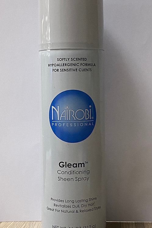 GLEAM SHEEN OIL 10 oz