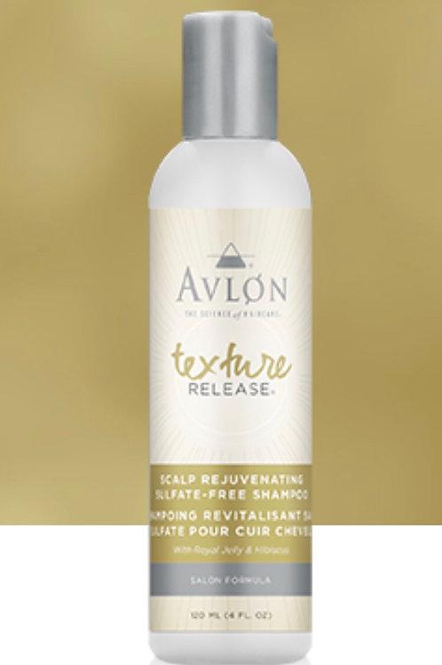 Texture Release- Scalp Rejuvenating Shampoo 16oz