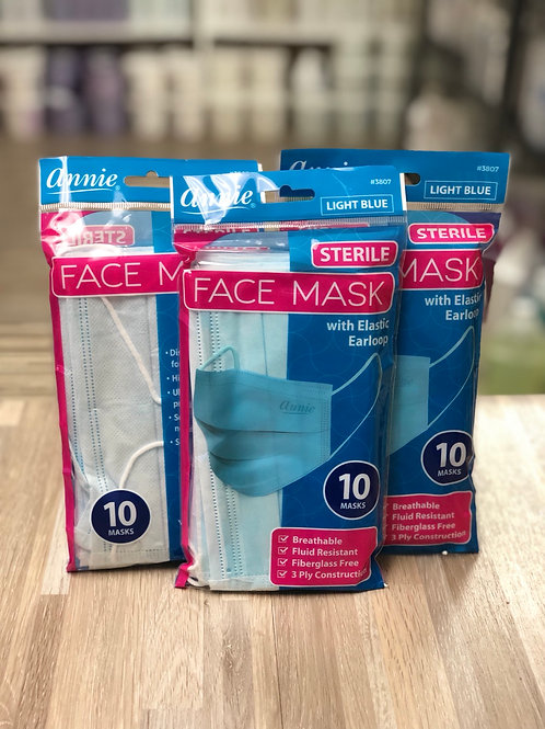 Annie 10ct face mask
