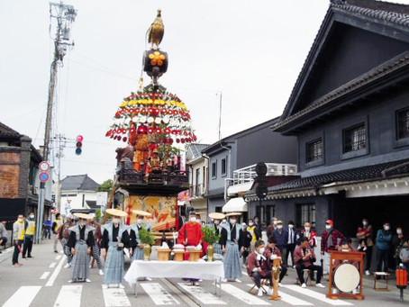 令和3年 關野神社春季例大祭