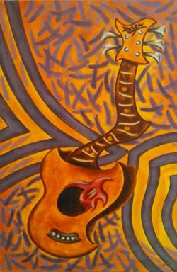 Stringless acoustic
