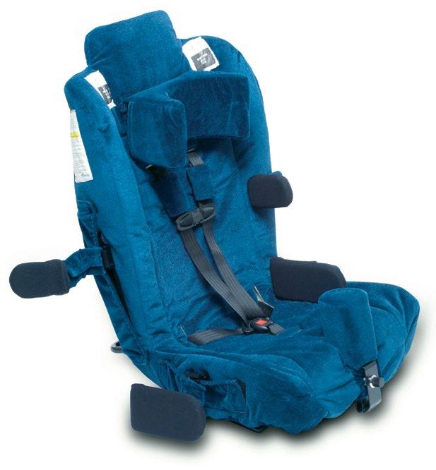 2400 Sprint Adjustable Seat