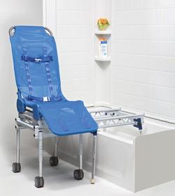 Reclining Bath Shower Transfer Sytem
