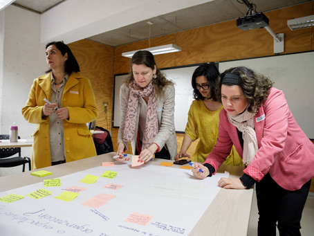 #ASEETValdivia realiza fortalecimiento de su gestión estratégica.