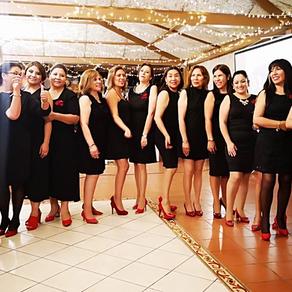 #AFEETPeruArequipa realiza con éxito Tercera versión de Noche de los Zapatos Rojos.