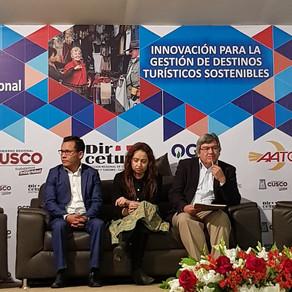 #AFEETPerú Cusco, participa en 10°Encuentro Internacional de Turismo de #Cusco.