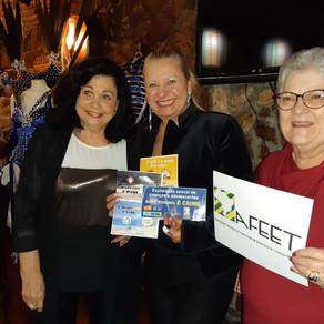 #AFEETBrasil realiza campañas de ESCNNA, lucha contra drogas y suicidio en São Paulo y Sta Catarina.
