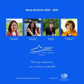 #ASEETLagosyVolcanes elige directiva  2020 - 2022.