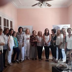 #AFEETArgentina concluye 2019 con encuentro de socias.
